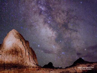 Melkeveien sett fra Jorda